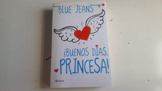 Libro Buenos días princesa Blue Jeans