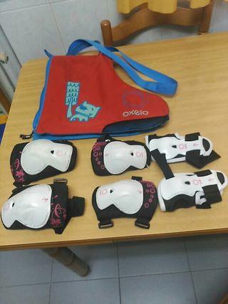 accesorios para patinar 10€
