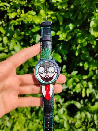Reloj del Joker