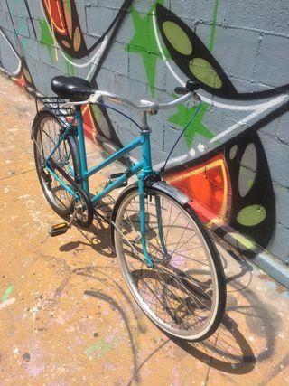 Bicicleta de paseo talla S/M