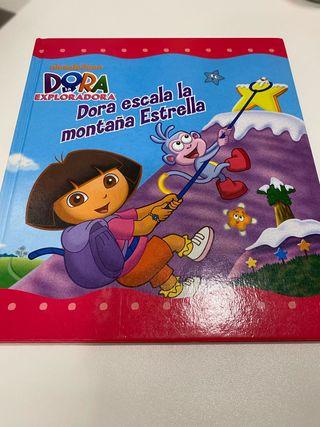 Libro de Dora la Exploradora