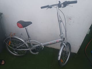 se vendí bici plegable