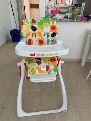 Trona plegable frutas 15€