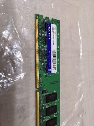 Memoria RAM ADATA DDR2 2GB 800MHz