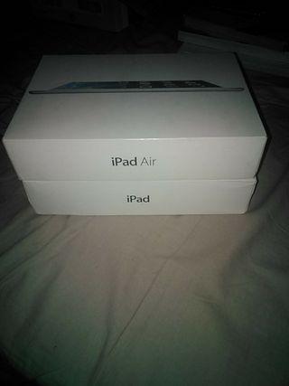 Cajas de iPad