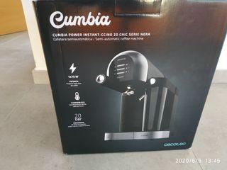 Cafetera semiautomática Power Instant-ccino 20bar