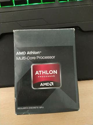 Procesador AMD Athlon x4 860