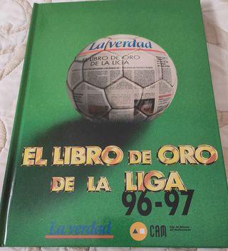 El libro de Oro de la Liga 96-97