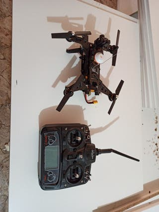 dron runner 250