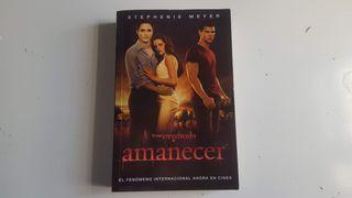 """Libro """"amanecer"""" de Stephenie Meyer"""