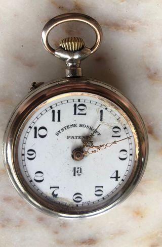 Reloj Roskopf bolsillo