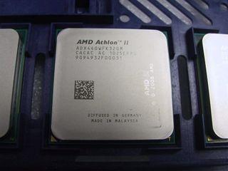AMD Athlon II X3 440 3GHz 0.512MB L2 - Procesador