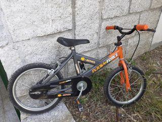 Bicicleta nin@s