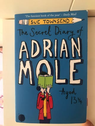 Libro en inglés: The Secret Diary of Adrian Mole