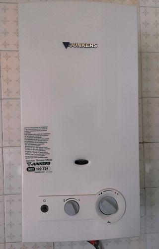 Calentador agua Junkers w6-2 b31 butano