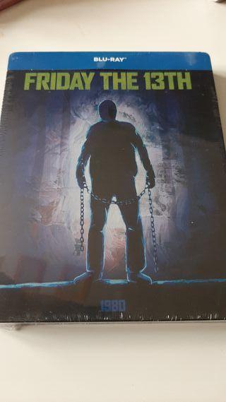 Viernes 13 steelbook blu-ray