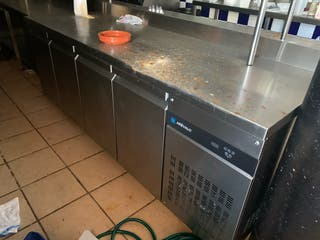 Cocina , neveras , cámaras , lavavajillas , mesas