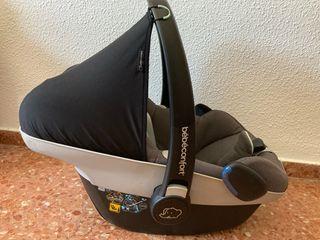 Silla coche Grupo 0 Pebble Plus Bebé Confort