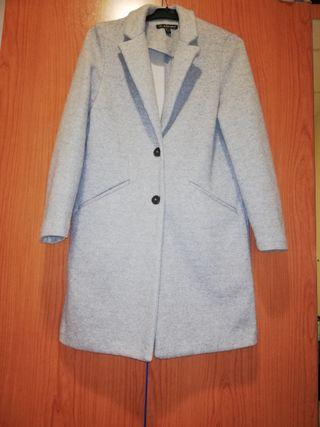 abrigo Zara talla S