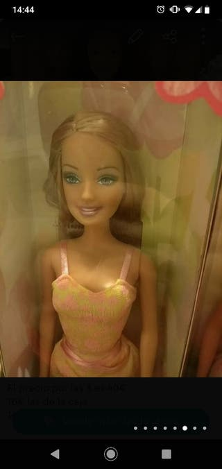 Barbie Chic en caja