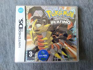 Pokémon platino Nintendo DS