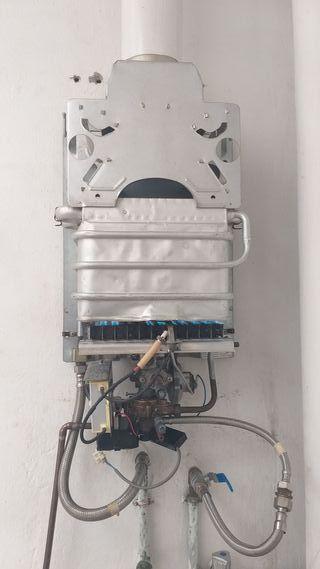 Calentador de gas Fagor gas bombona