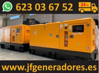 Generador eléctrico / Grupo electrógeno