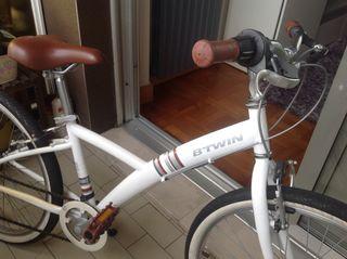 Vendo bici Btwin 24 pulgadas