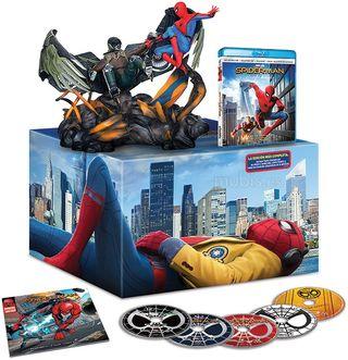 Spider-Man: Homecoming (Edición Figura) Blu-ray 4K