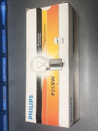 Bombillas Philips P21/5w