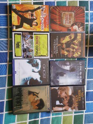 DVD de amor y comedia