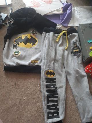 Batman tracksuit