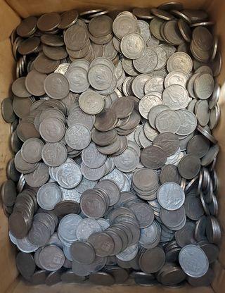 50 monedas de 50 pesetas Estado Español, Franco