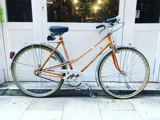 Bicicleta clásica de paseo Peugeot