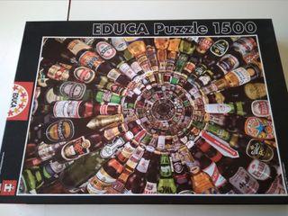 Puzzle 1500 piezas EDUCA