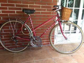 Bicicleta clásica de paseo para mujer, marca ORBEA