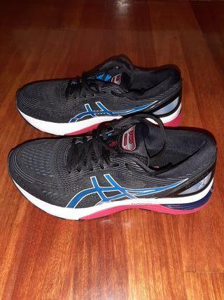 Zapatillas Running Asics Gel Nimbus 21 Talla 42,5
