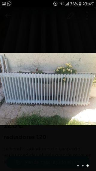 se venden radiadores