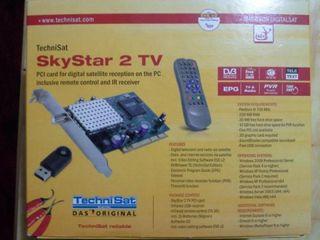 tarjeta satélite SkyStar II