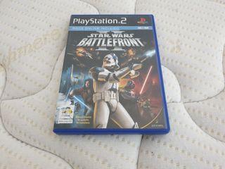Star Wars Battlefront 2 PS2