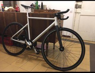 Cuadro Bicicleta fixie