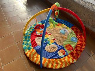 Manta gimnasio para bebe Playgro