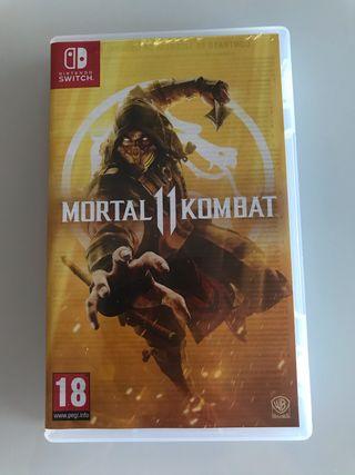 Mortal kombat switch