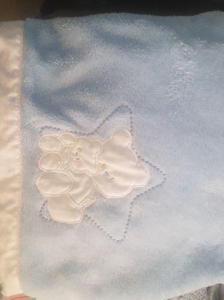 sábanas minicuna invierno