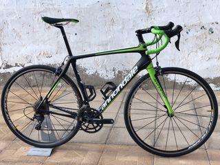 Bici carretera Cannondale Synapse Carbon Ultegra