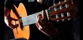 clases de guitarra para principiantes.