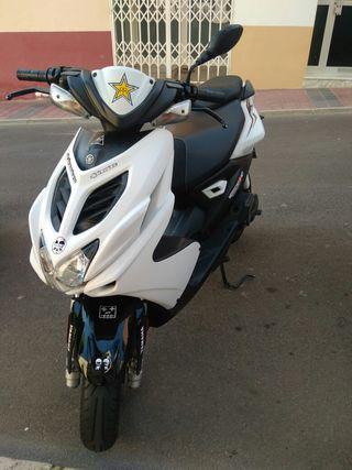 Yamaha Aerox 49cc