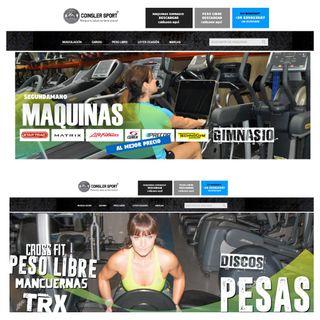 MAQUINAS GIMNASIO,TECHNOGYM, PRECOR, LIFE FITNESS