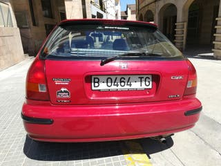 Honda Civic 1997 --PARA CAPRICHOSOS