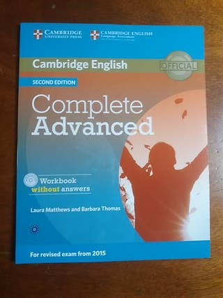Complete Advanced Workbook without answers oficial